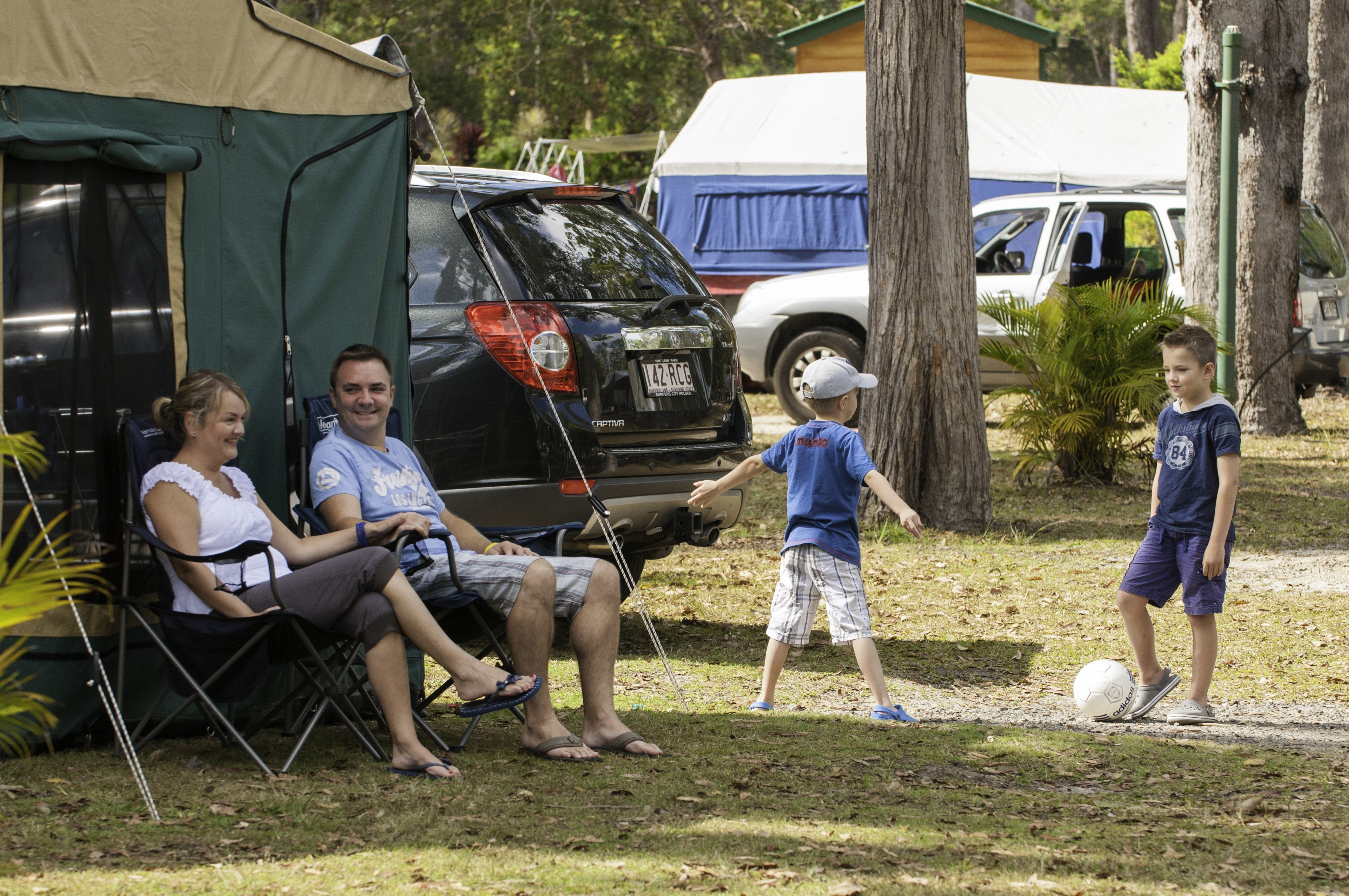 Forest Glen Holiday Resort - Accommodation QLD
