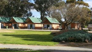 Jamestown Country Retreat Caravan Park - Accommodation QLD