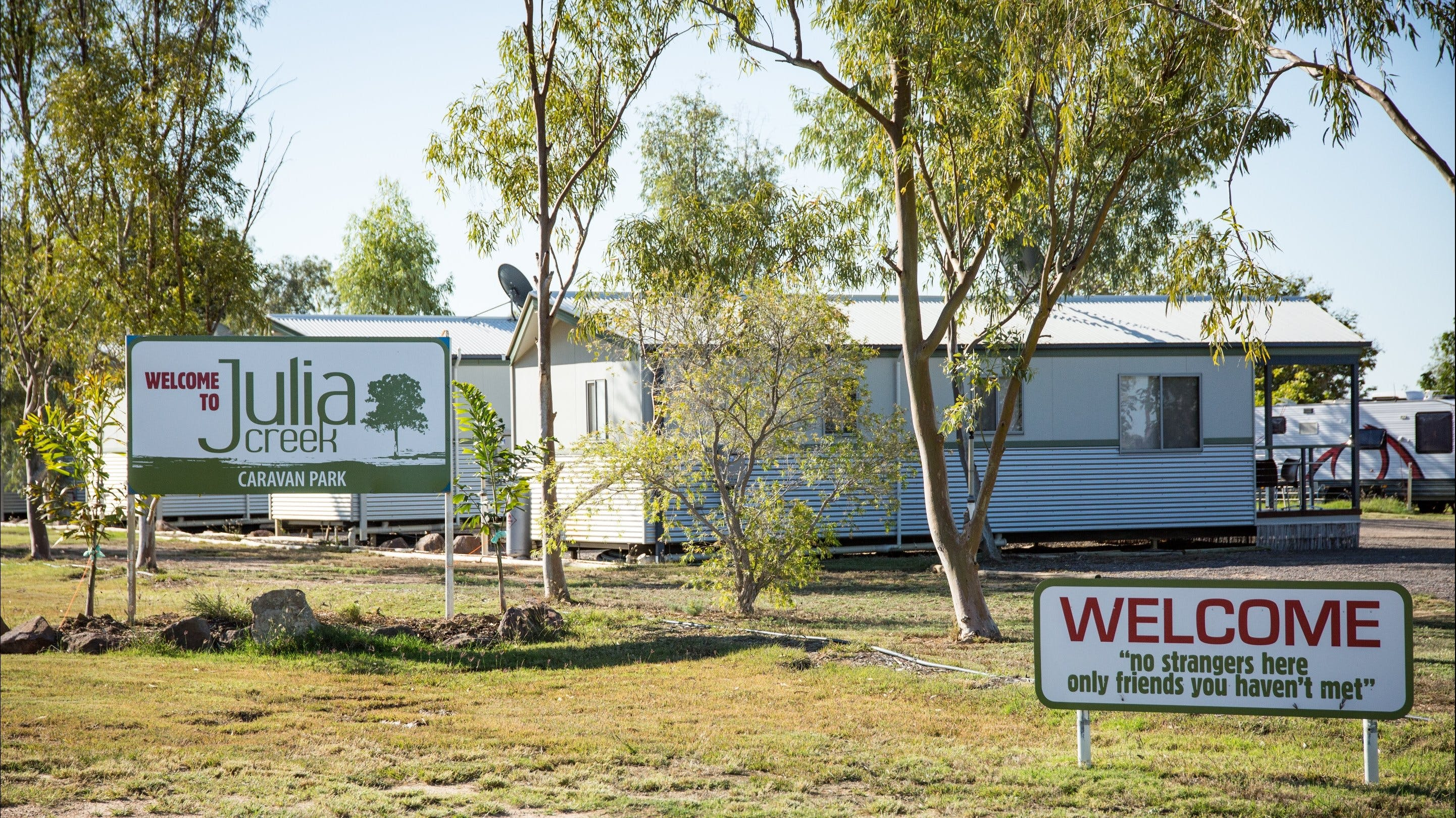Julia Creek Caravan Park - Accommodation QLD