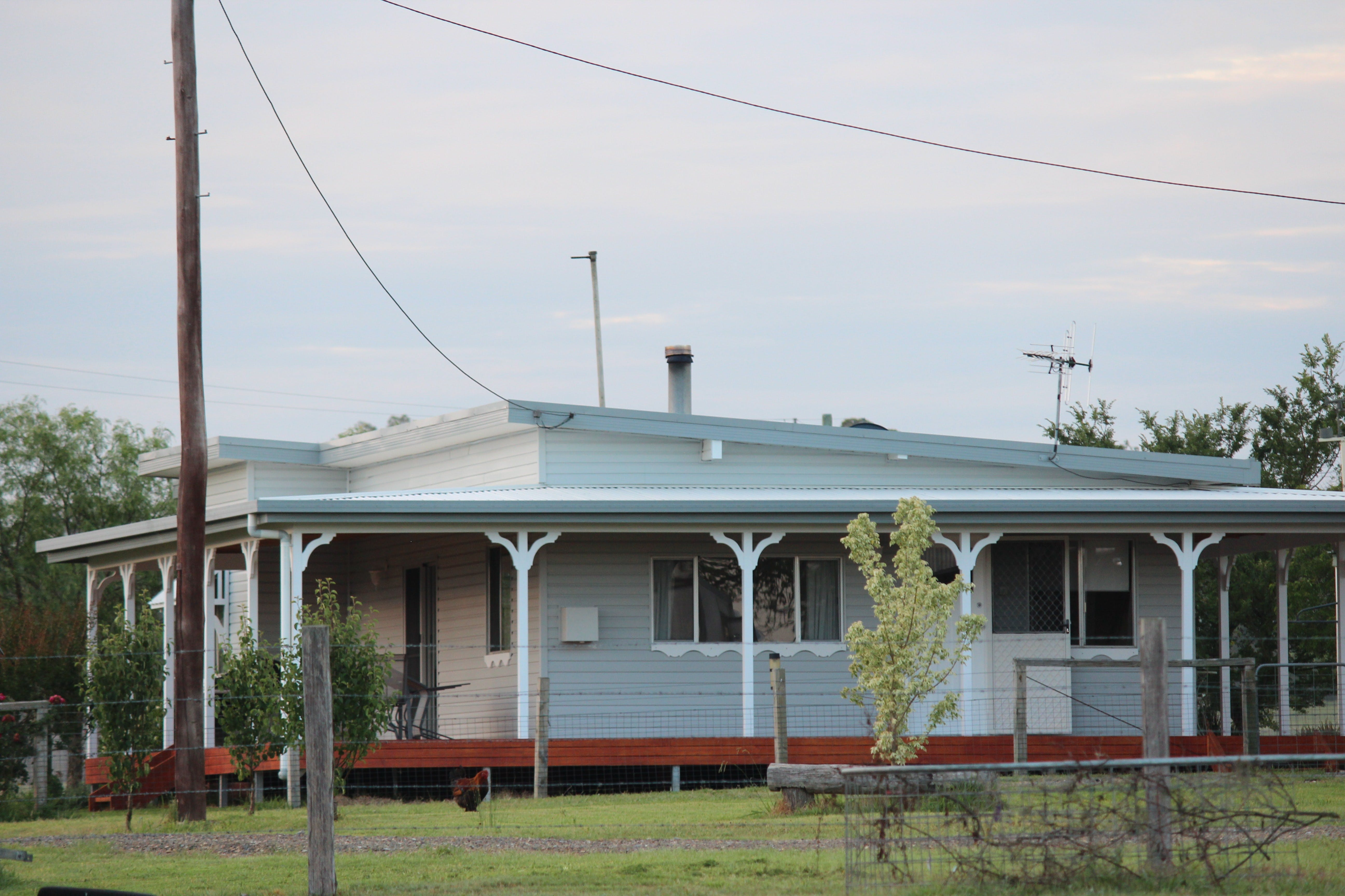Linga Longa Farm Wingham - Accommodation QLD