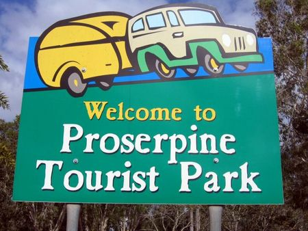 Proserpine Tourist Park - Accommodation QLD