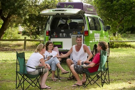 Red Rock Holiday Park - Accommodation QLD
