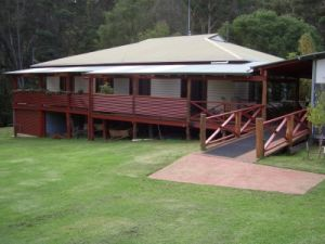 Pemberton Camp School - Accommodation QLD