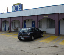 Abercrombie Motor Inn - Accommodation QLD