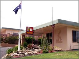 Gold Panner Motor Inn - Accommodation QLD
