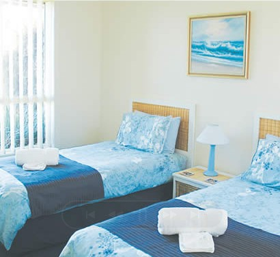 Captains Quarters - Accommodation QLD