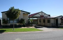 Outback Villas - Accommodation QLD
