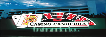 Casino Canberra - Accommodation QLD