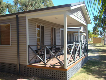 Kalbarri Tudor Holiday Park - Accommodation QLD