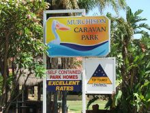 Murchison Park Caravan Park - Accommodation QLD