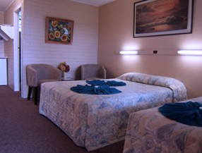 Whitsunday Palms Motel - Accommodation QLD