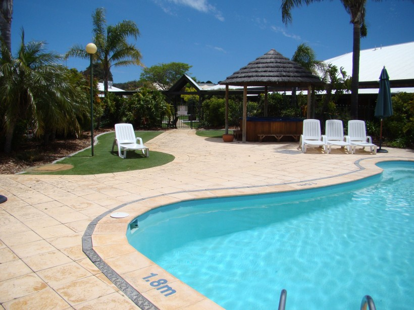 Dunsborough Central Motel - Accommodation QLD