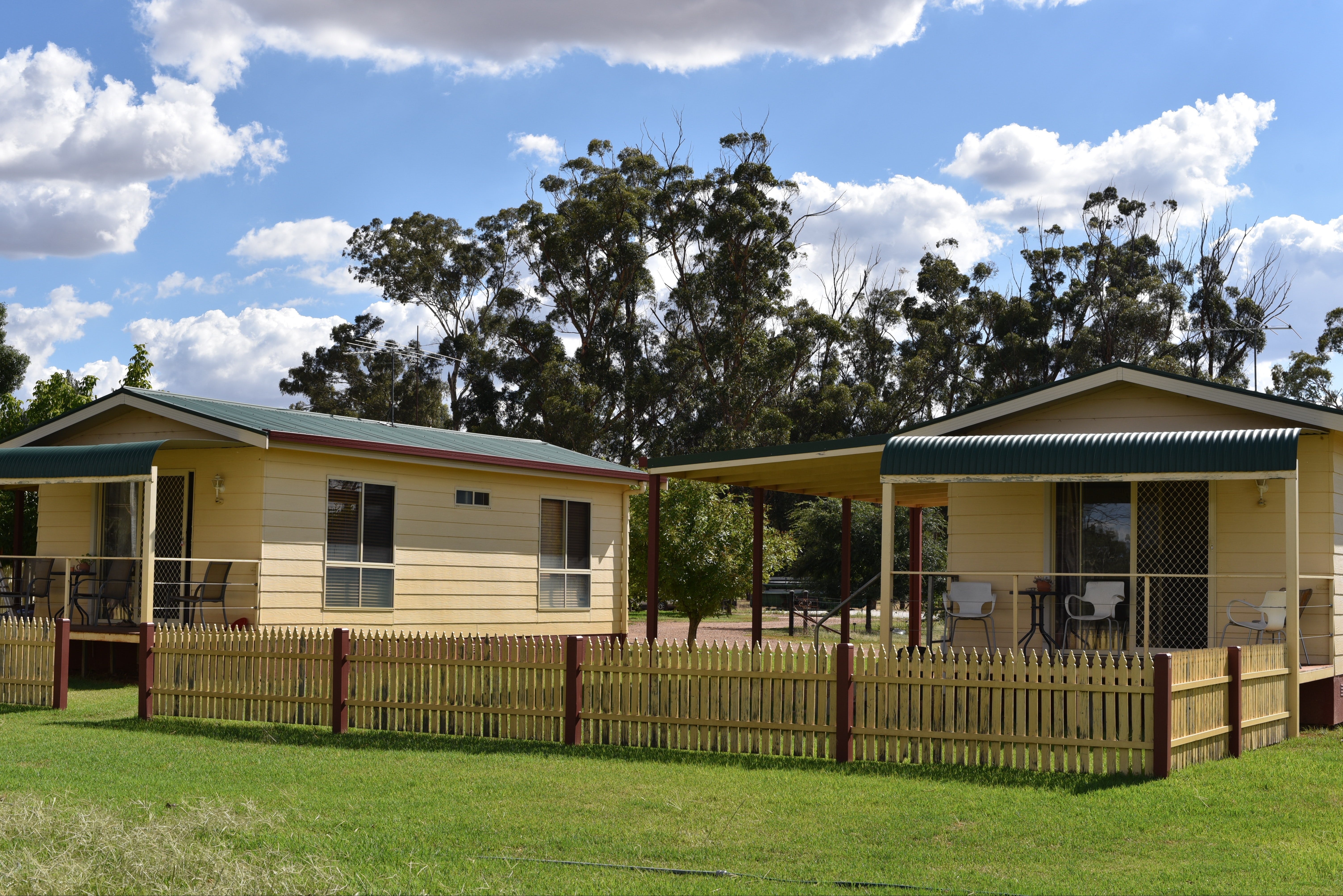 Kames Cottages - Accommodation QLD