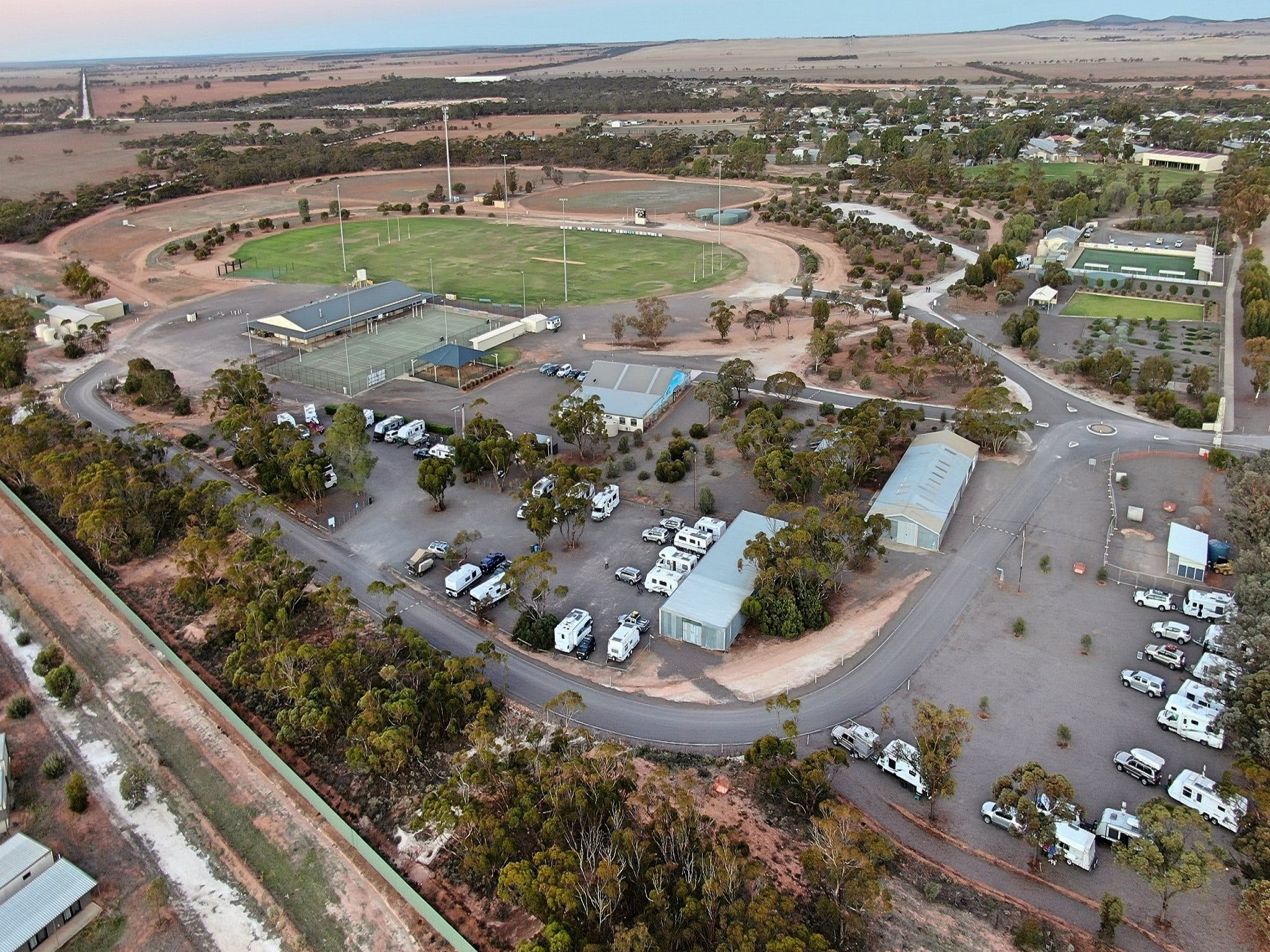 Kimba Recreation Reserve - Accommodation QLD