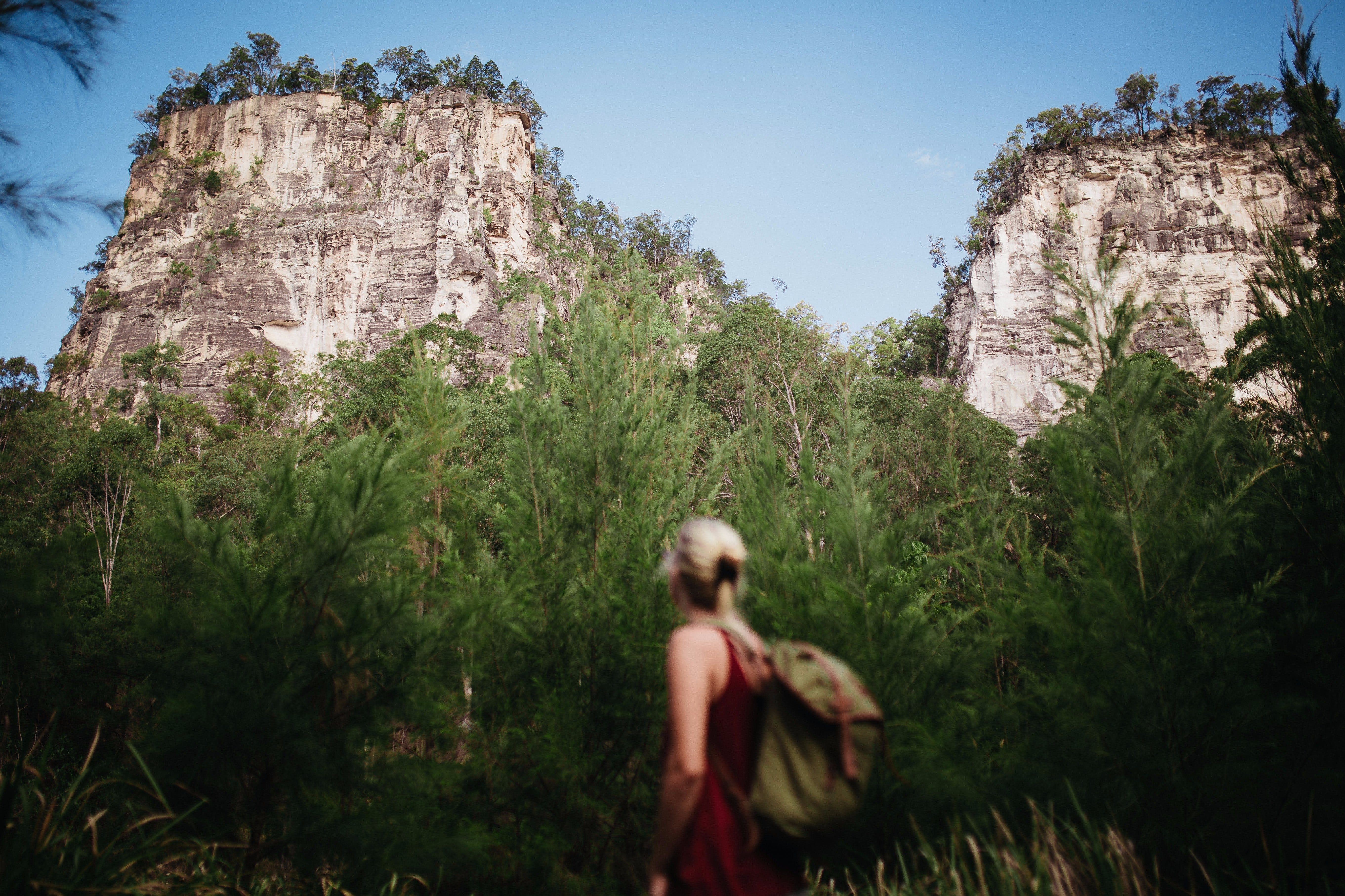 Sandstone Park Carnarvon Gorge - Accommodation QLD