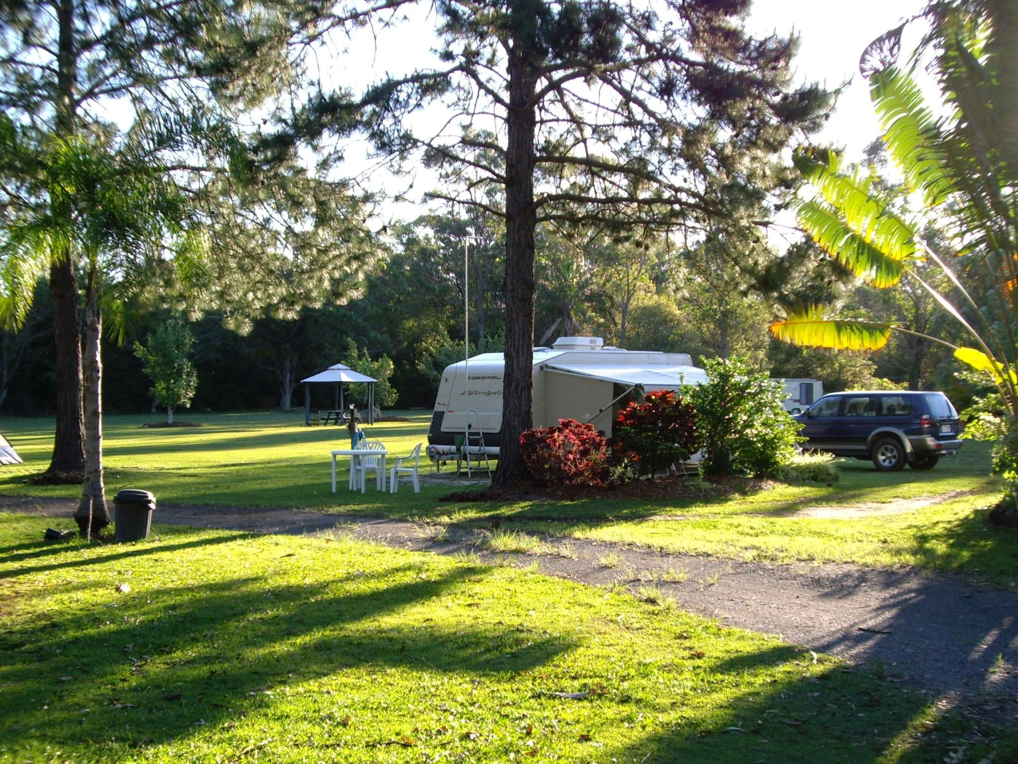 Sandalwood Van and Leisure Park - Accommodation QLD