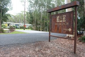 The Francis Retreat - Bonny Hills - Accommodation QLD