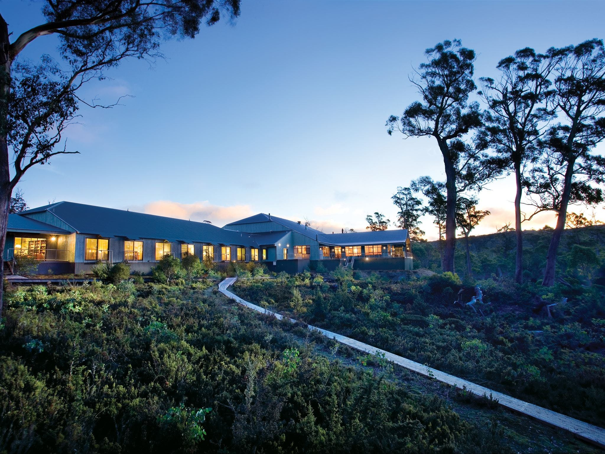 Cradle Mountain Hotel - Accommodation QLD
