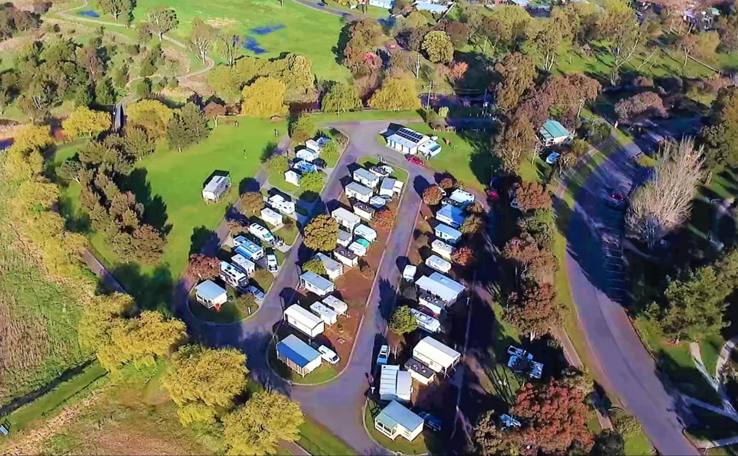 Lake Colac Caravan Park - Accommodation QLD