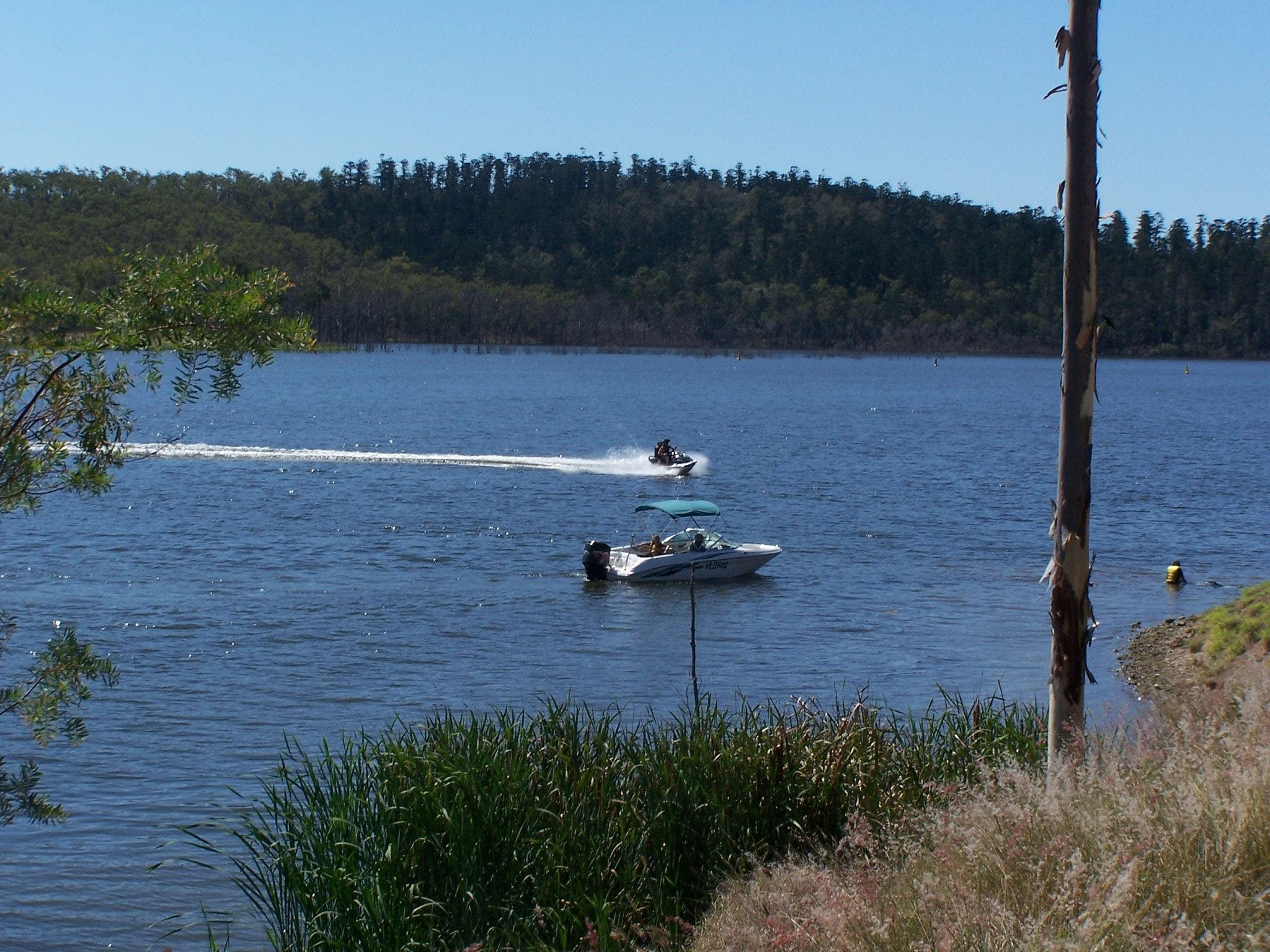 Paradise Dam Recreation and Caravan Park - Accommodation QLD