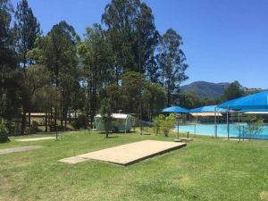 Nimbin Caravan Park - Accommodation QLD