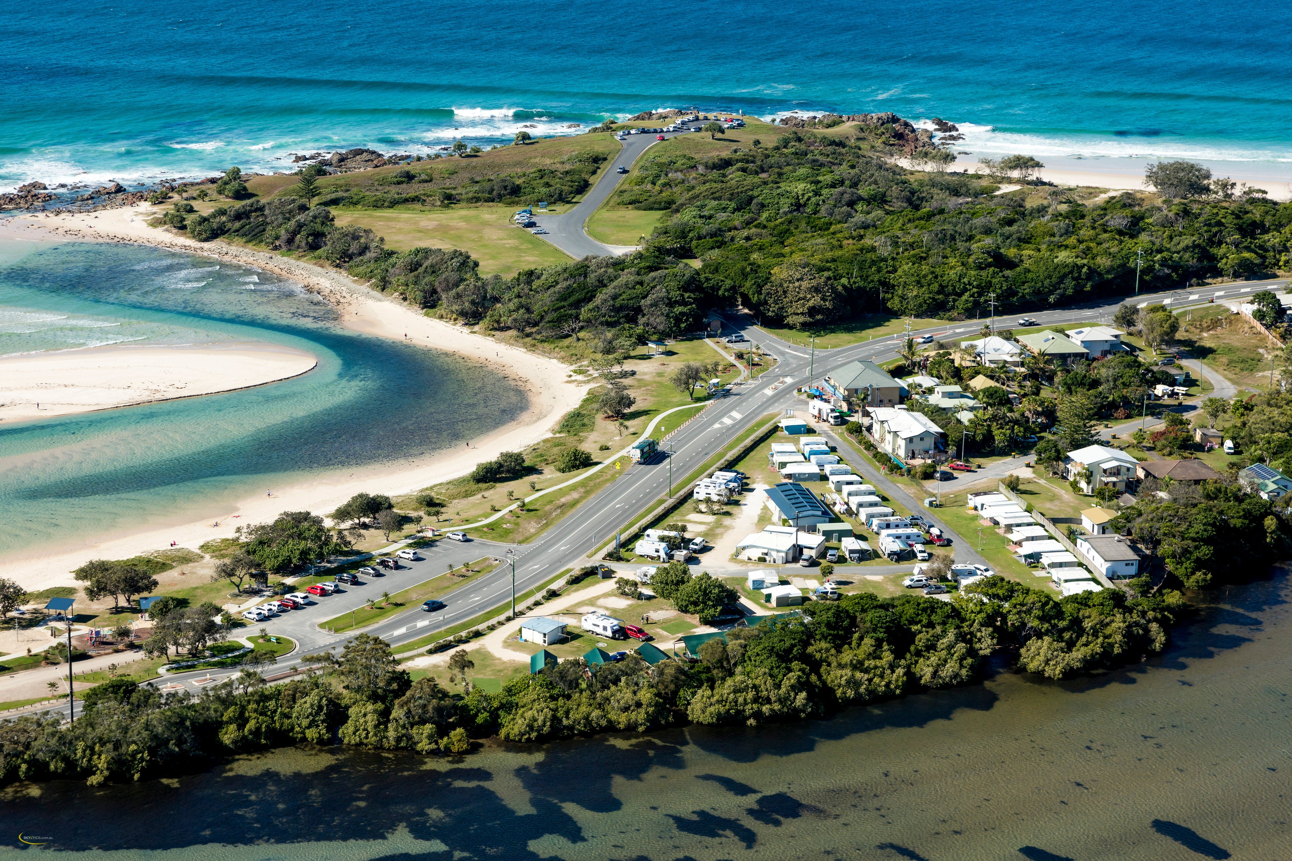 Tweed Holiday Parks Hastings Point - Accommodation QLD