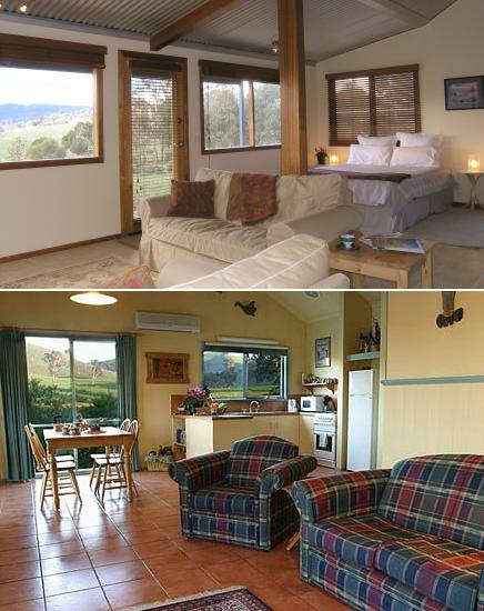 Athlone Country Cottages - Accommodation QLD