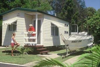 River Retreat Caravan Park - Accommodation QLD