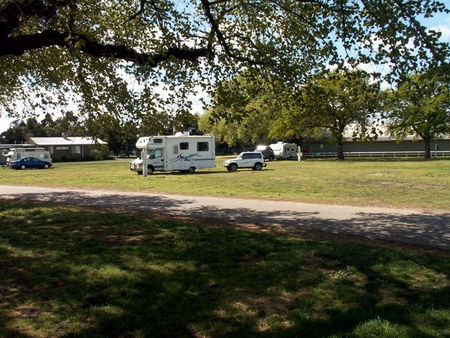 Sale Showground Caravan and Motorhome Park - Accommodation QLD