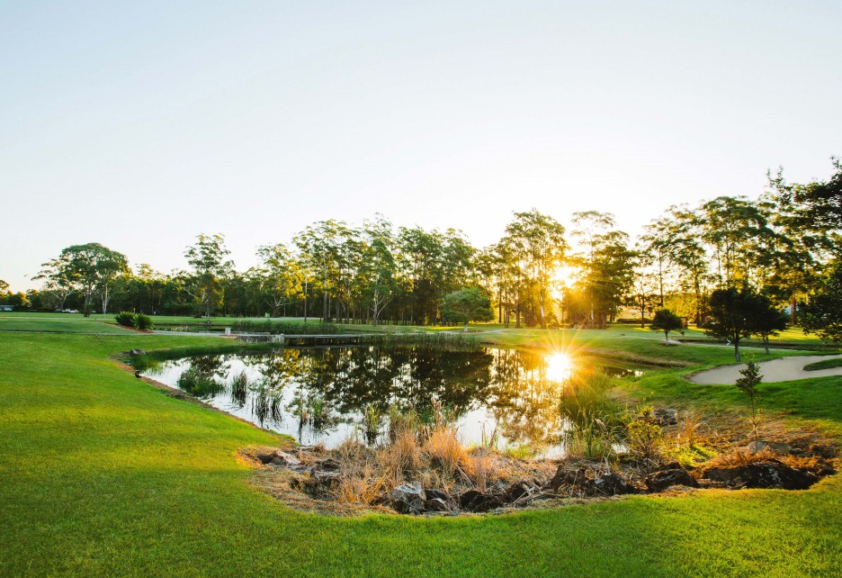 Tallwoods Golf Course and Resort - Accommodation QLD