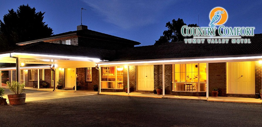Country Comfort Tumut Valley Motel - Accommodation QLD