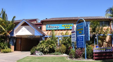Fitzroy Motor Inn - Accommodation QLD