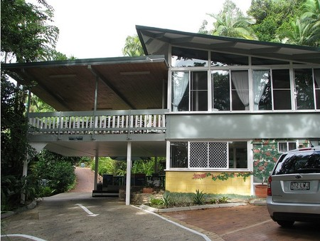 Tree Tops Lodge Cairns - Accommodation QLD
