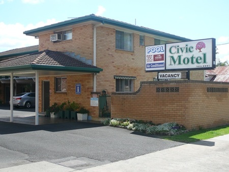 Civic Motel Grafton - Accommodation QLD