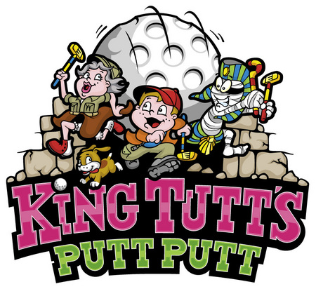 King Tutts Putt Putt - Accommodation QLD