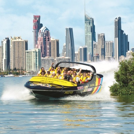 Paradise Jetboating - Accommodation QLD