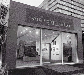 Walker Street Gallery - Accommodation QLD