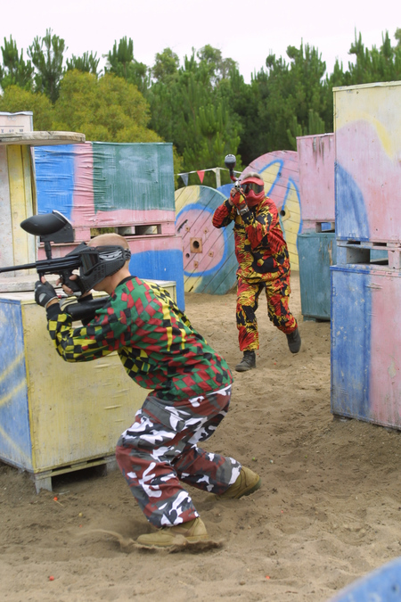 Paintball Skirmish Perth - Accommodation QLD