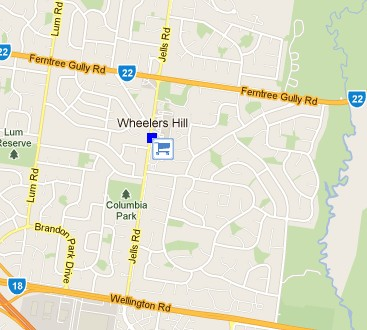 Wheelers Hill Shopping Centre - Accommodation QLD
