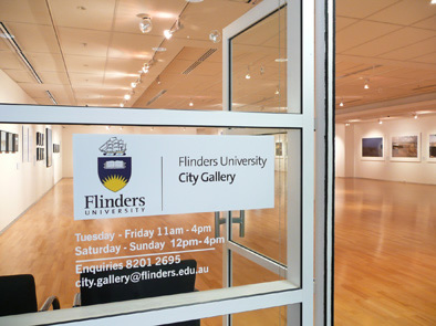 Flinders University City Gallery - Accommodation QLD