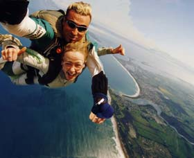 Skydive Melbourne - Accommodation QLD