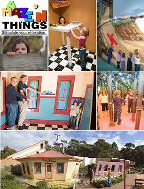 A Maze 'N Things - Accommodation QLD