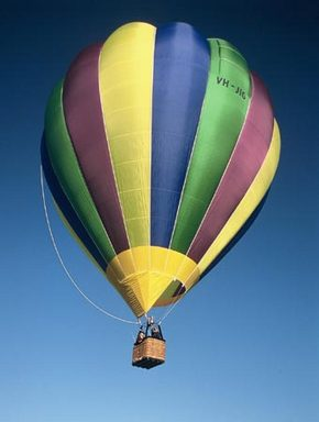 Balloon Safari - Accommodation QLD