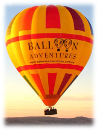 Balloon Adventures Barossa Valley - Accommodation QLD