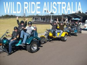 A Wild Ride - Accommodation QLD