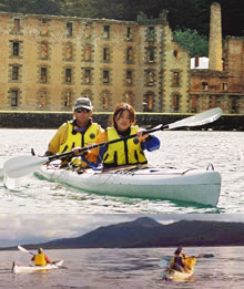 Blackaby's Sea Kayaks and Tours - Accommodation QLD