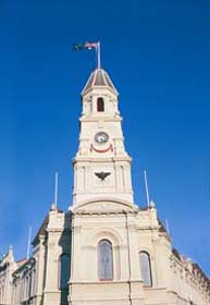 Fremantle Town Hall - Accommodation QLD