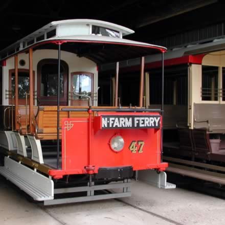 Brisbane Tramway Museum - Accommodation QLD