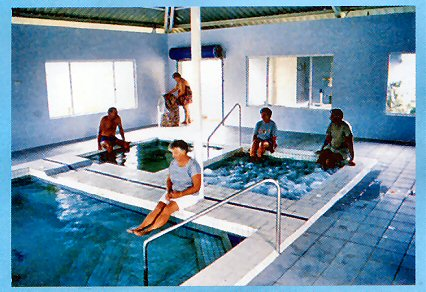 Innot Hot Springs Leisure  Health Park - Accommodation QLD
