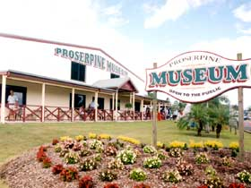 Proserpine Historical Museum - Accommodation QLD